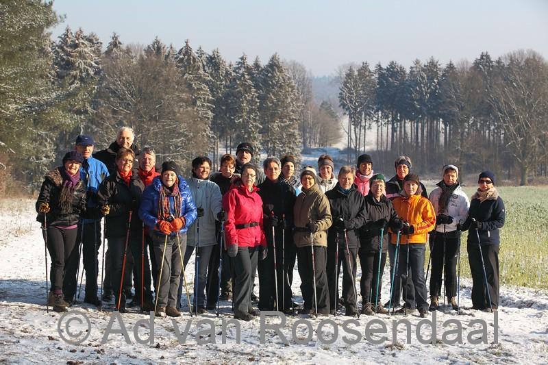 Nordic walk