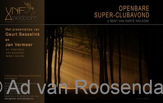 Openbare super clubavond